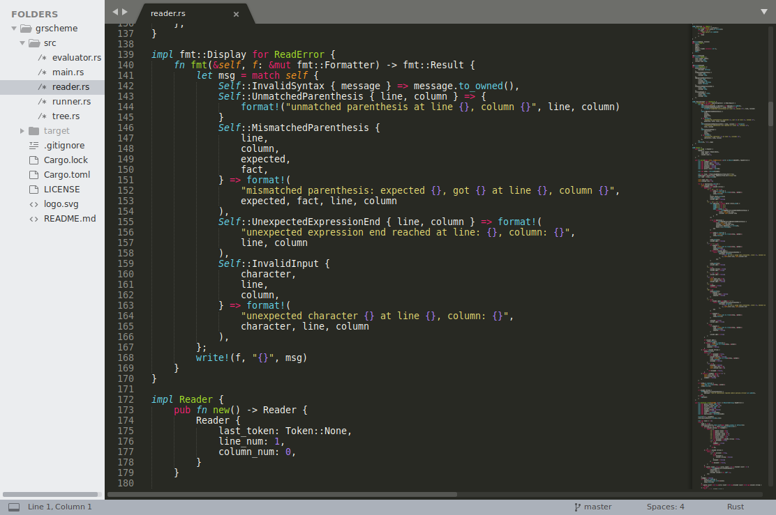 Figure 4: Sublime Text 3